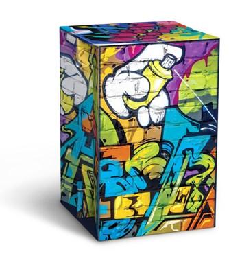 Carton Cajon - Graffity