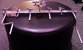 Remo DY0360-CB držák percussion