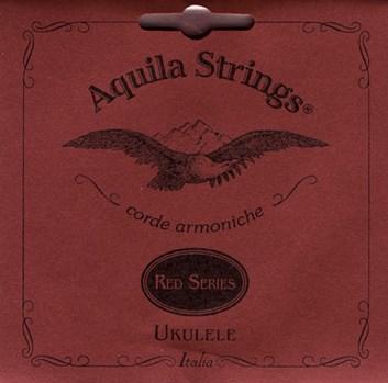Aquila 84U Soprano Red ukulele