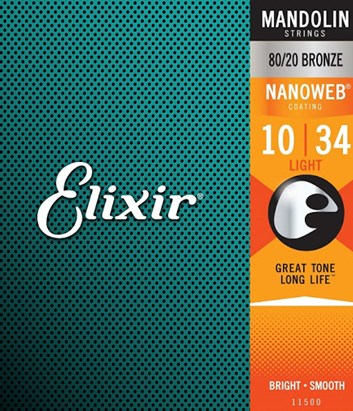 Elixir mandolin .010