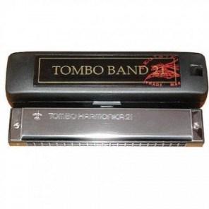 Tombo Band 21 harmonika G dur