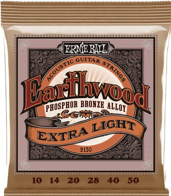 Ernie Ball 2150 struny 10/50
