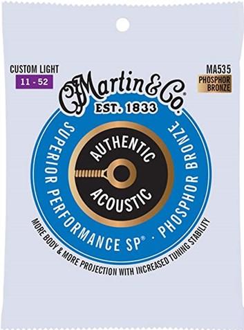 Martin Authentic MA535