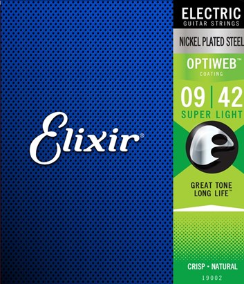 Elixir 19002 Optiweb Super Light