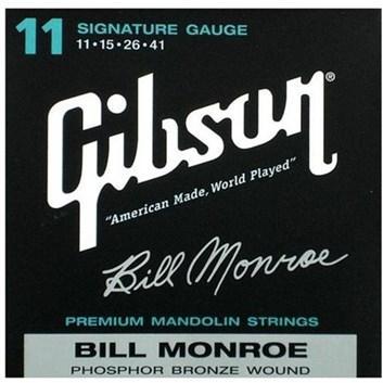 Gibson SMG-BMS Bill Monroe