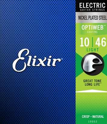 Elixir 19052 Optiweb Light