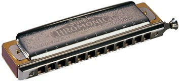 Hohner Super Chromonica D