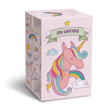 Carton Cajon - Unicorn