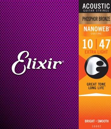 Elixir 16002 PB .010/.047