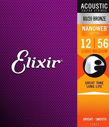 Elixir 11077 BW .012/.056