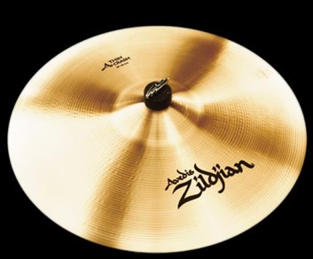 Zildjian A18TCR činel crash 18""