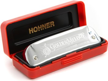 Hohner Golden Melody Bb dur