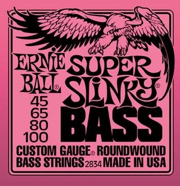 Ernie Ball 2834 baskyt. 045/100