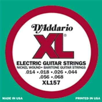 D´Addario XL157 el. baritone kytara