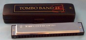 Tombo Band 21 harmonika C dur