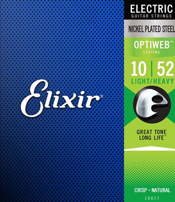 Elixir 19077 Optiweb Light/Heavy