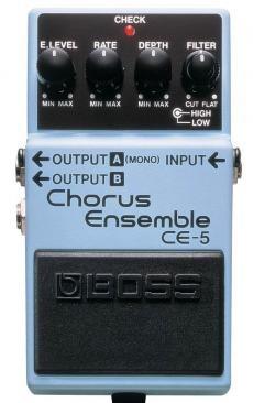 Boss CE5 Chorus