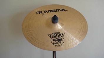 Meinl CL17MCR činel medium crash 17""