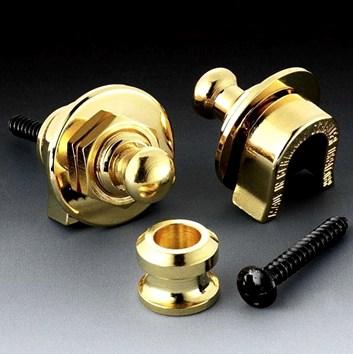Schaller Straplock gold