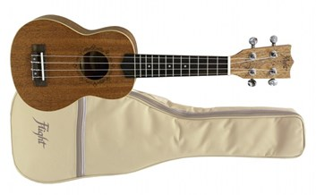 Flight DUS321 MAH/MAH ukulele sopránové