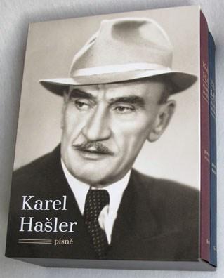 Karel Hašler - zpěvník