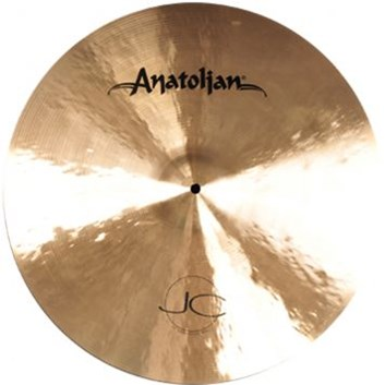 "Anatolian JS20MLRDE činel Mellow Ride 20"" (k)"