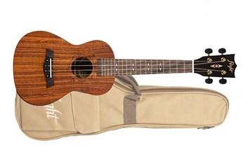 Flight DUS440 Koa ukulele sopránové
