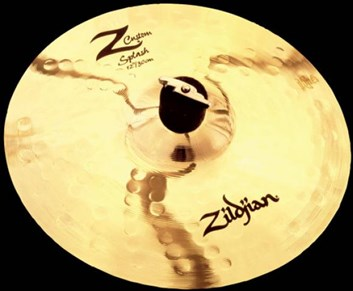 Zildjian ZCU Splash 12""