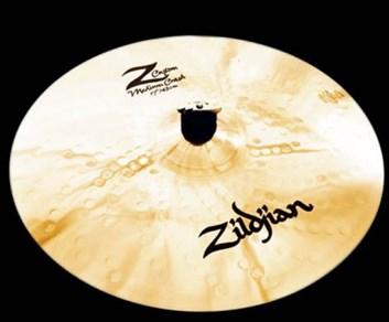 "Zildjian ZCU17MCR činel crash 17"""
