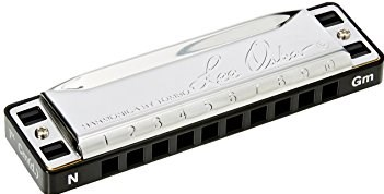 Lee Oskar 1910N harmonika Gmi