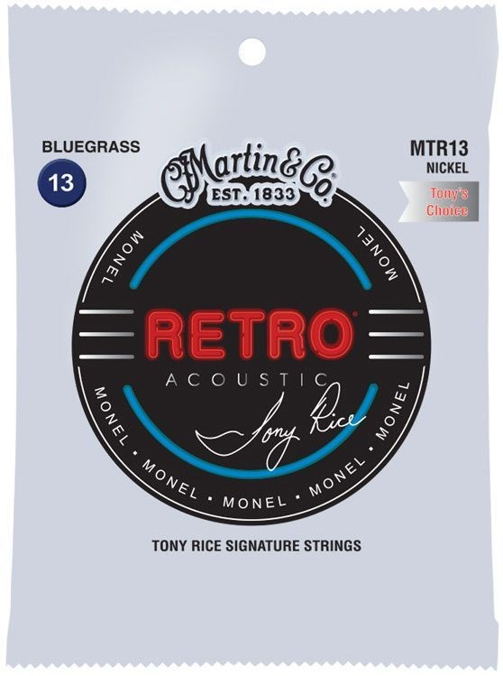 Martin Retro MTR13 Tony Rice