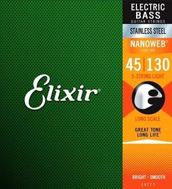 Elixir baskytara 45/130