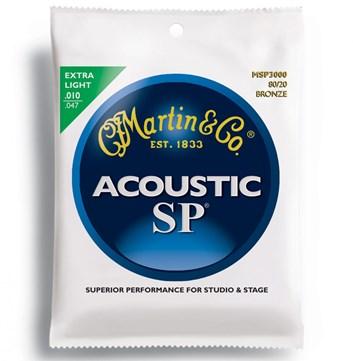 Martin MSP3000 struny .010