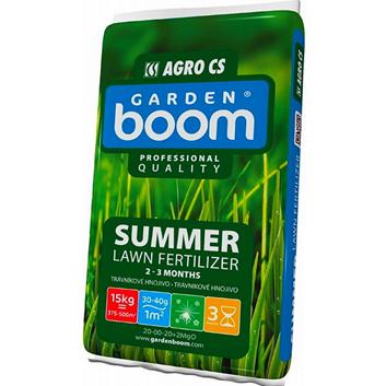 Letní trávníková hnojiva