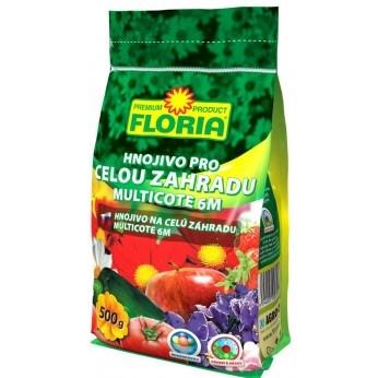 FLORIA Hnojivo pro celou zahradu MULTICOTE 6M 500 g