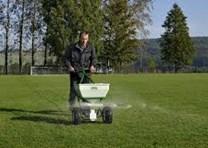 Rozmetadlo trávníkových hnojiv Rotary 5