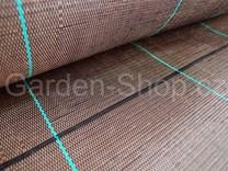 tkana mulcovaci textilie hneda