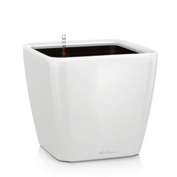 Lechuza Quadro Premium 21 White High Gloss