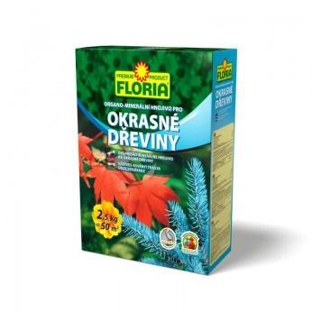 FLORIA Organominerální hnojivo pro okrasné dřeviny 2,5 kg