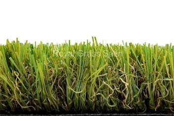 Výprodej - Umělý trávník Royal Grass SATIN role 4 m x 1,6 m (6,4 m2)