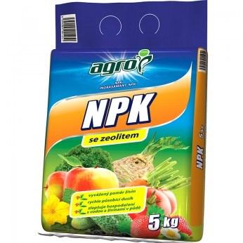 AGRO NPK 11-7-7 se zeolitem 5 kg