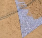 Zatravňovací geotextilie GrassTex® Cotton