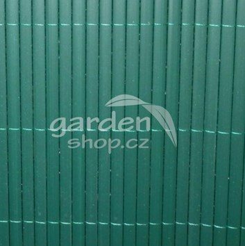 Bambusová rohož BAMBOO MAT  1 x 3 m - zelená barva