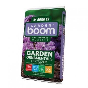 AGRO Garden Boom ORNAMENTALS hnojivo pro okrasné keře a trvalky 15 kg