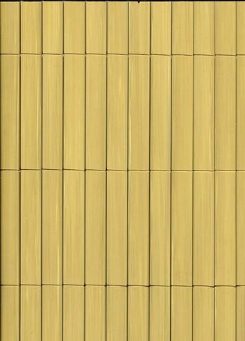 Umělý rákos NILO 1 x 3 m - přírodní barva