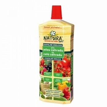 NATURA Organické kapalné hnojivo Celá zahrada 1 L