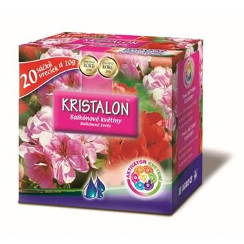 Kristalon Balkónové květiny 20x10 g