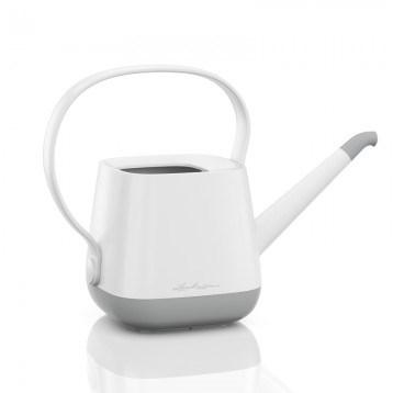 Lechuza YULA Watering Can White/Gray