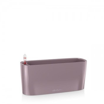 Lechuza Delta 10 Table Planter Pastel Violet