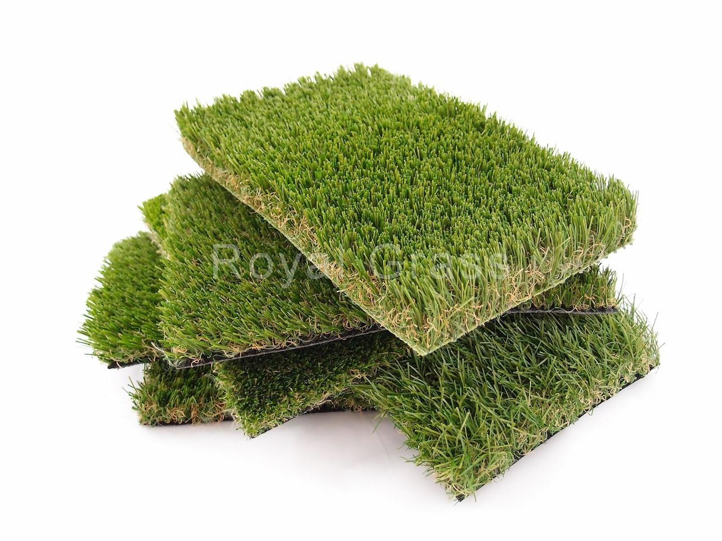 Vzorky umělého trávníku Royal Grass